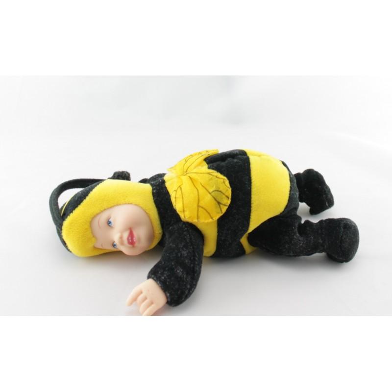 Poupée abeille ANNE GEDDES 22 cm