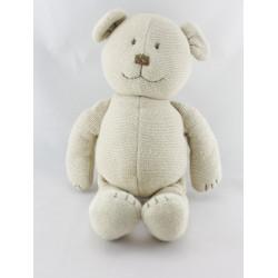 Doudou ours beige  JACADI