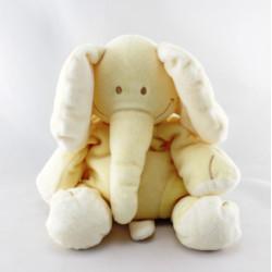 Doudou éléphant jaune KIABI BEBE