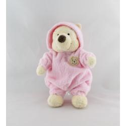 "Doudou winnie pyjama rose ""pink romper"" DISNEY"