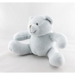 Doudou ours bleu OBAIBI