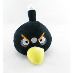 Peluche oiseau ANGRY BIRDS noir