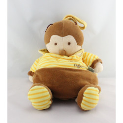 Doudou et compagnie range pyjama abeille bourdon Ponpon