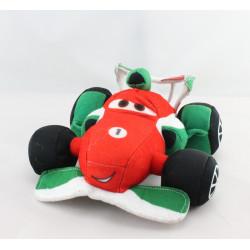 Peluche voiture de course Francesco Bernoullli Cars DISNEY