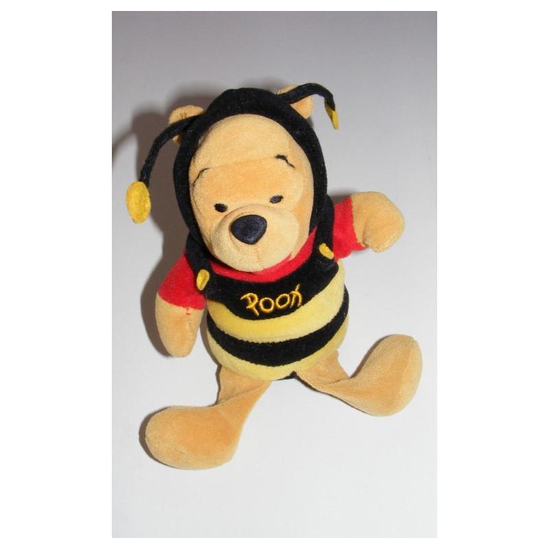 Winnie l'ourson déguisé en abeille Disney Store - Bee Mine Pooh