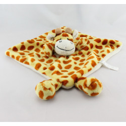Doudou plat girafe PIA