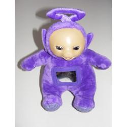 Doudou Teletubbies violet Tinky Winky TOMY