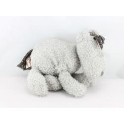 Doudou chien gris  JACADI