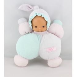Poupée bébé éponge rose vert ZAPF CREATION