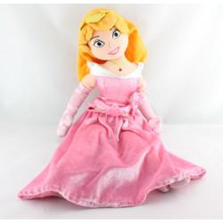 Peluche princesse rose La belle au bois dormant DISNEY