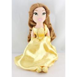 Doudou peluche poupée Princesse La Belle et la Bête DISNEYLAND