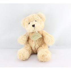 Doudou ours beige tout doux BABY NAT