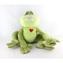 Peluche parlante Naveen La princesse et la grenouille DISNEY 35 cm