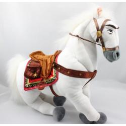 Peluche cheval blanc Maximus Raiponce DISNEY STORE