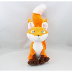 Doudou renard orange Le petit prince