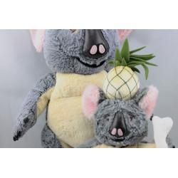 Peluche Koala Niger Les Sauvages Wild DISNEY