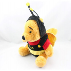 Peluche Winnie l'ourson déguisé en abeille DISNEY
