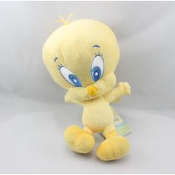 Peluche Titi Le Canari jaune BABY LOONEY TUNES
