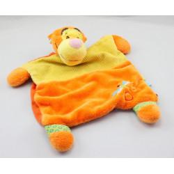 Doudou plat Tigrou jaune orange libellule DISNEY