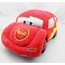 Peluche voiture rouge Cars McQueen DISNEY