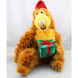 Peluche ours Tibére Noël DISNEY