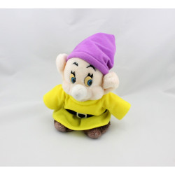 Peluche Simplet Les sept nains Blanche neige DISNEYLAND