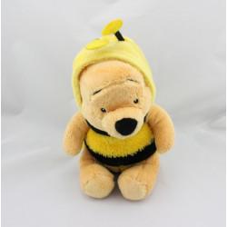 Peluche Winnie l'ourson déguisé en abeille DISNEY NICOTOY