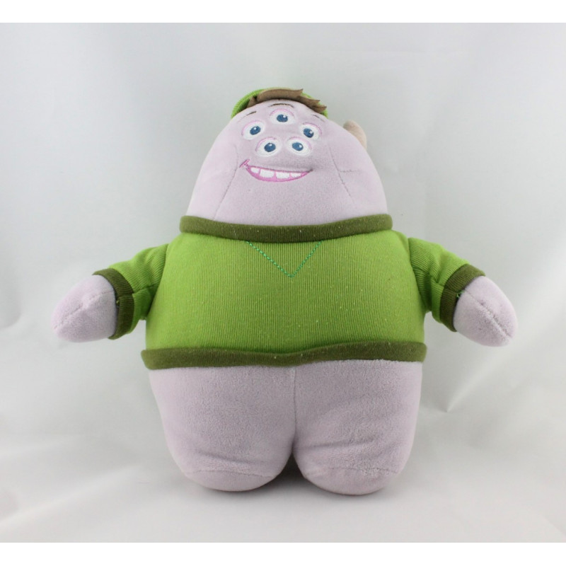 Peluche Scott Squishy Monstres Academy DISNEY