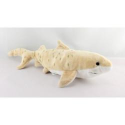 Doudou peluche requin NAUSICAA