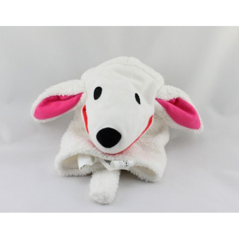 Doudou marionnette mouton IKEA