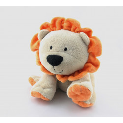 Doudou lion beige orange JUST ONE YEAR CARTER'S