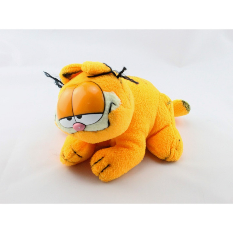 Peluche chat orange Garfield JEMINI