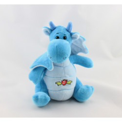 Doudou musical dragon bleu DRAGO PETS GIPSY
