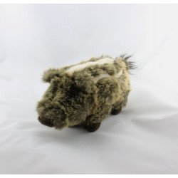 Peluche sanglier FORSTER STOFFTIER