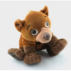 Peluche ours brun Kenai Frére des ours DISNEY HASBRO