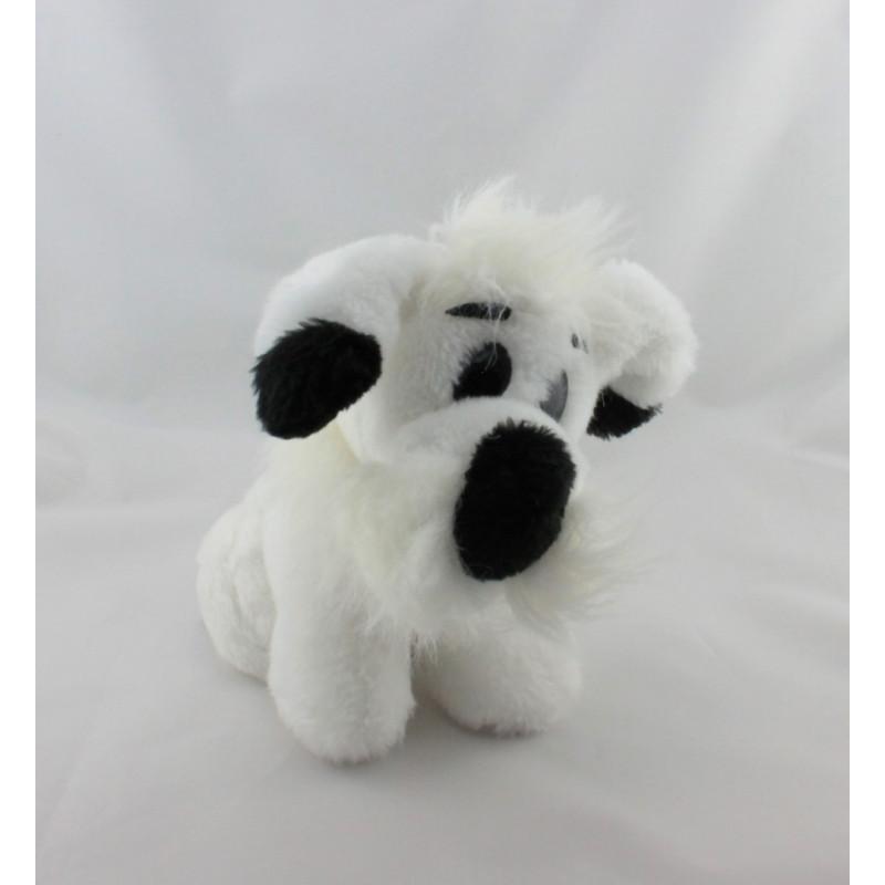 Peluche chien blanc Idéfix AJENA GOSCINNY UDERZO 1994