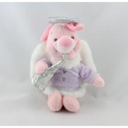Doudou Porcinet déguisé en Ange Collection DISNEY