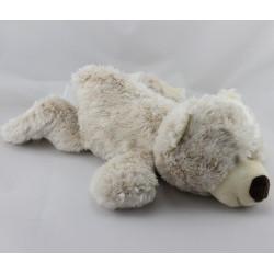 Doudou ours beige ALOHA