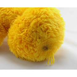 Ancienne peluche oiseau jaune Big Bird Rue sésame APPLAUSE 1997