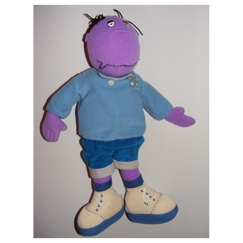 Peluche Milo Tweenies BBC 1998