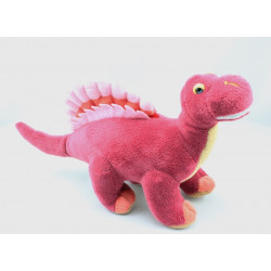 dinosaure rose bordeaux NICOTOY