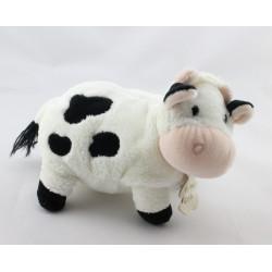 Doudou vache blanche noir HISTOIRE D'OURS