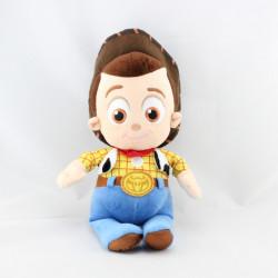 Doudou peluche CowBoy Woody Toys story DISNEYLAND