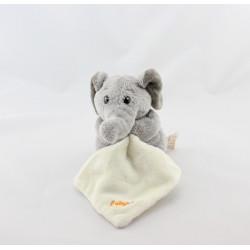 Doudou éléphant mouchoir BABY NAT