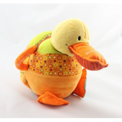 Livre d'activités en tissu Nicky le canard LILLIPUTIENS