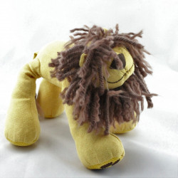 Doudou lion NATURE ET DECOUVERTE