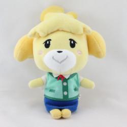 PPeluche chien Animal Crossing NINTENDO 2014