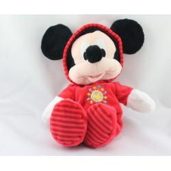 Doudou Mickey pyjama rouge DISNEY NICOTOY