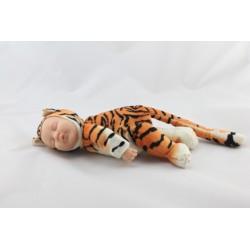 Poupée bébé tigre ANNE GEDDES 23 cm
