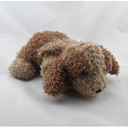 Doudou chien marron RUSS BERRIE